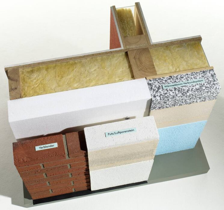 gussek haus realisiert effizienzh user mit zweischaligen. Black Bedroom Furniture Sets. Home Design Ideas