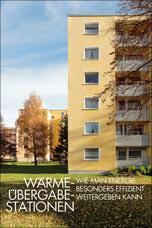 """Broschüre """"Wärmeübergabestationen- Wie man Energie besonders effizient weitergeben kann"""""""