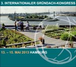 3. Internationaler Gründach-Kongress