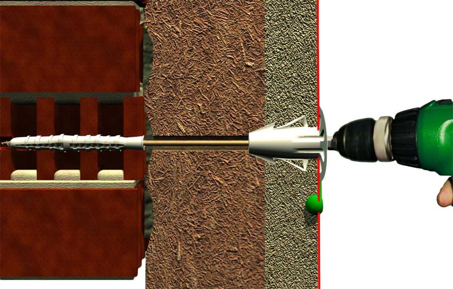 holzfaser d mmsystem mit untergrundausgleich f r innen oder au en. Black Bedroom Furniture Sets. Home Design Ideas