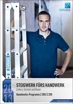 Katalog: Zarges Handwerksprogramm Z300/Z200