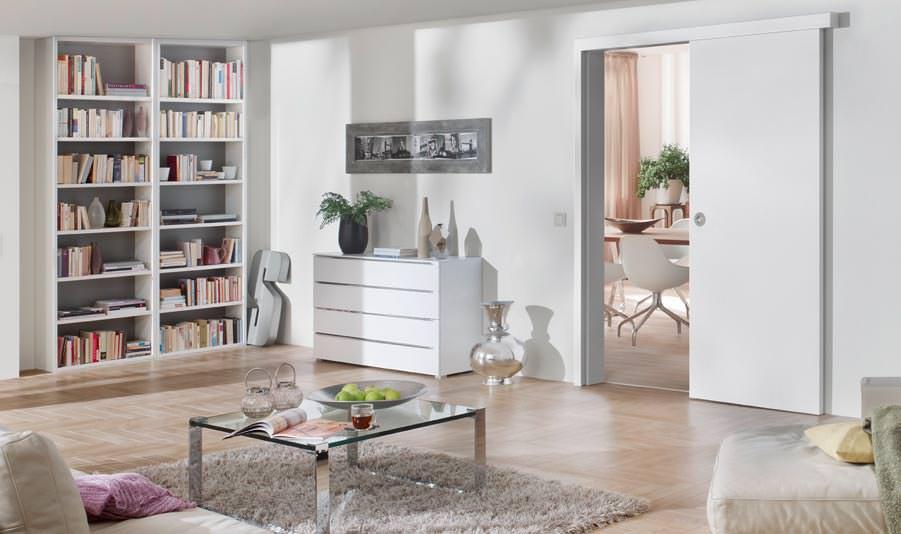 h rmanns innent r programm solidstyle kombiniert holz und glas mit stahlzargen. Black Bedroom Furniture Sets. Home Design Ideas