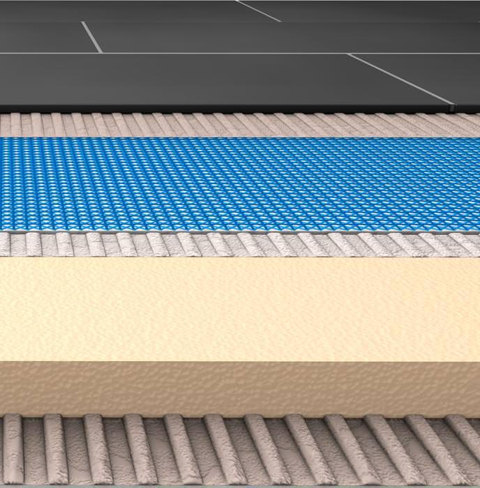 estrichfreies bodensystem blanke permatfloor d mmung. Black Bedroom Furniture Sets. Home Design Ideas