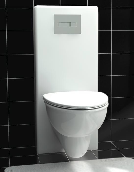 solo wc vorwandcover von marley als fix fertig alternative. Black Bedroom Furniture Sets. Home Design Ideas