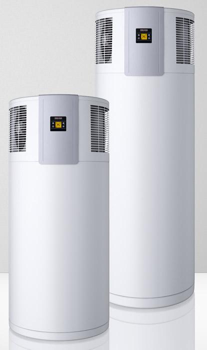 wwk electronic neue warmwasser w rmepumpen generation von stiebel eltron. Black Bedroom Furniture Sets. Home Design Ideas
