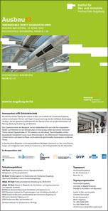 Ausbau13 am 12. April 2013: Innenausbau trifft Gebäudetechnik