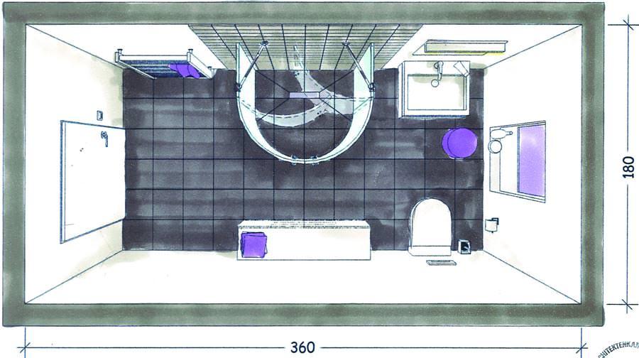 Duschen Ideen F?r Kleine B?der : Kleines Badezimmer Mit Dusche: Design ideen f?r kleine badezimmer