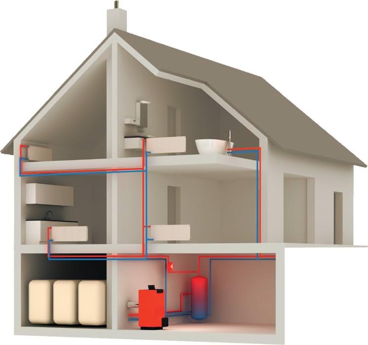6 tipps zur heizungsanlage um heizkosten nachhaltig und. Black Bedroom Furniture Sets. Home Design Ideas