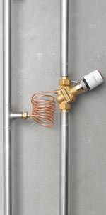 Strangdifferenzdruckregler AB-PM von Danfoss