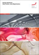 Zehnder Farbkonzept für Design-Heizkörper