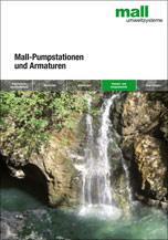 """Planerhandbuch """"Mall-Pumpstationen und Armaturen"""" von Mall"""