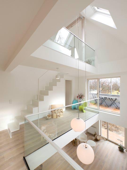 Philippe Frey Gewinnt Velux Architekten Wettbewerb 2013 Für Umbau Eines  Einfamilienhauses