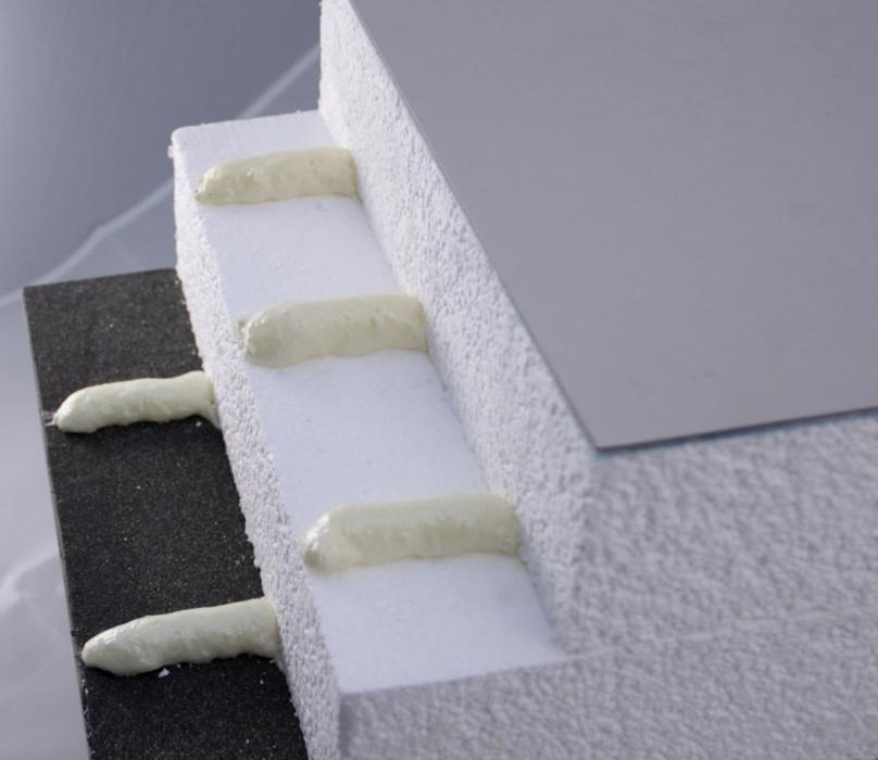 pur schaumklebstoff u a f r die verklebung von d mmplatten auf dampfsperrbahnen. Black Bedroom Furniture Sets. Home Design Ideas