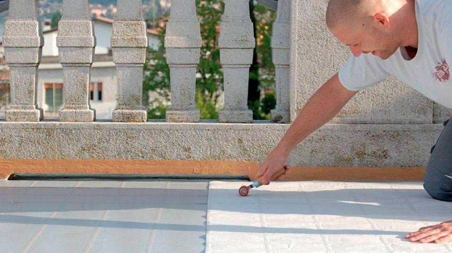 balkonsanierung mit fl ssigkunststoffen auf basis von polymethylmethacrylatharzen. Black Bedroom Furniture Sets. Home Design Ideas