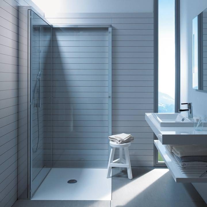 bodenb ndige duraplan duschwannen auch f r altbauten. Black Bedroom Furniture Sets. Home Design Ideas