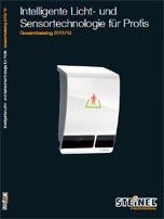 Gesamtkatalog: Licht- und Sensortechnologie von Steinel Professional