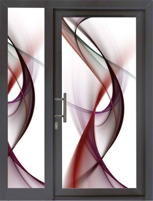Glas Hausturen Neu Von Unilux