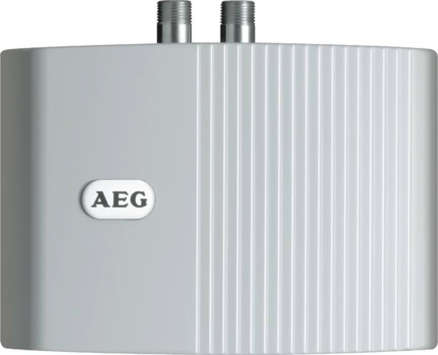 zwei neue klein-durchlauferhitzer von aeg haustechnik mit 6,5 kw - Durchlauferhitzer Küche Untertisch