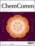 "Fachzeitschrift ""Chemical Communications"""