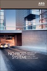 """Broschüre """"No-Frost-Systeme- Wie man mit Sicherheit gut durch den Winter kommt"""""""