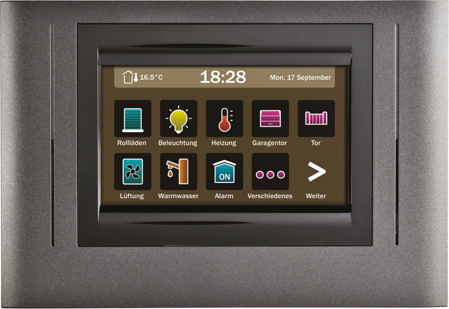 beck heun erweitert sortiment um drahtlose hausautomation smart control. Black Bedroom Furniture Sets. Home Design Ideas