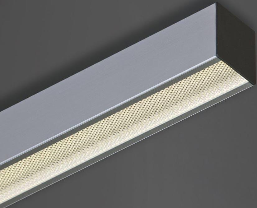 luxwerk led modulares led lichtband mit minimalen abmessungen. Black Bedroom Furniture Sets. Home Design Ideas
