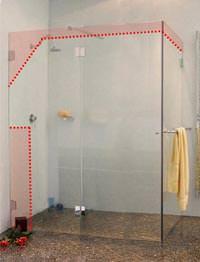 Duschabtrennungen nach Maß