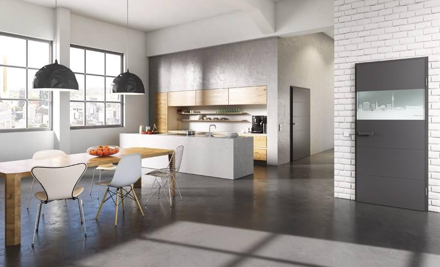 serien und oberfl chen bergreifendes farbkonzept f r westag getalit wohnraumt ren. Black Bedroom Furniture Sets. Home Design Ideas