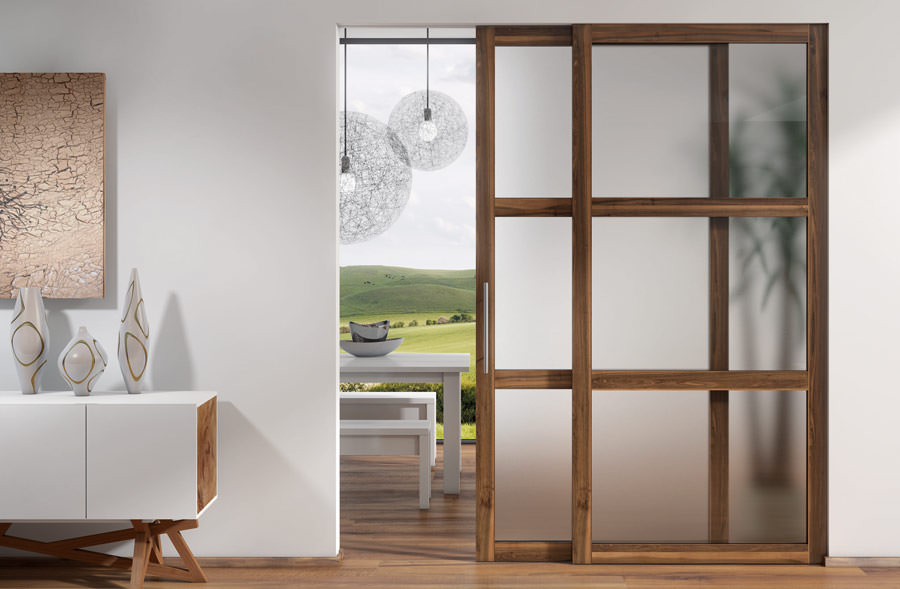 Schiebetüren Aus Glas Für Innen : gran lux gro z gige holz glas schiebet ren neu von rubner ~ Sanjose-hotels-ca.com Haus und Dekorationen