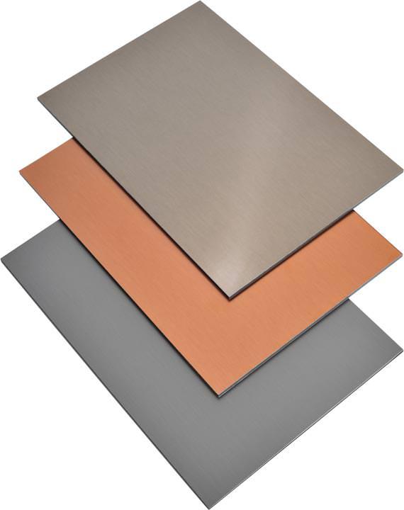 neue alucobond oberfl chen lassen sich von umwelteinfl ssen kaum beeindrucken. Black Bedroom Furniture Sets. Home Design Ideas