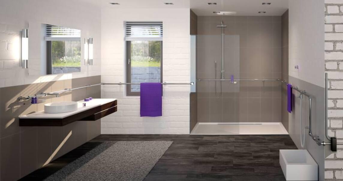 aufputz wasserleitung aquarail von kaja kombiniert funktion und design. Black Bedroom Furniture Sets. Home Design Ideas