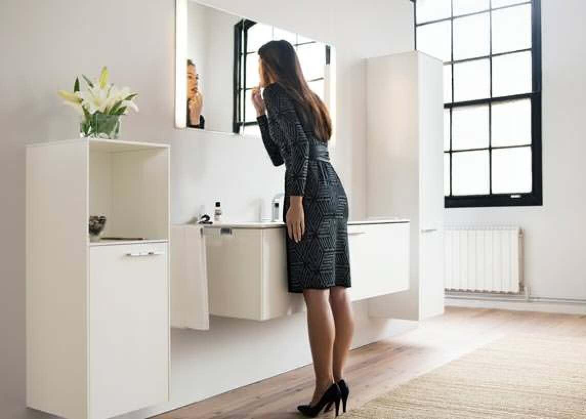 soft, smooth, smart: so stylt sich das badezimmer 2013 ff., Badezimmer ideen