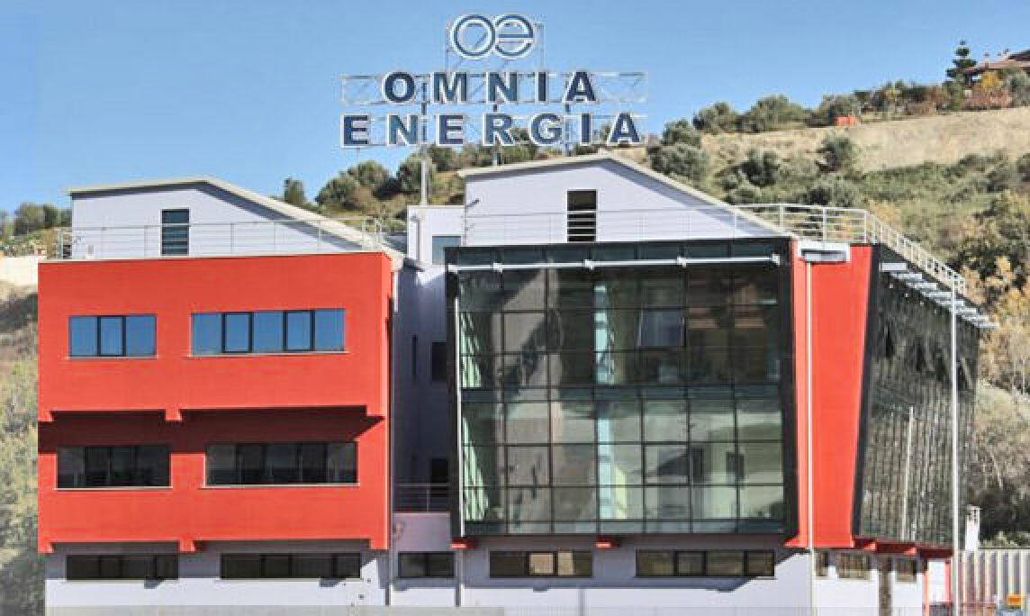 Omnia Energia Spa Head Office