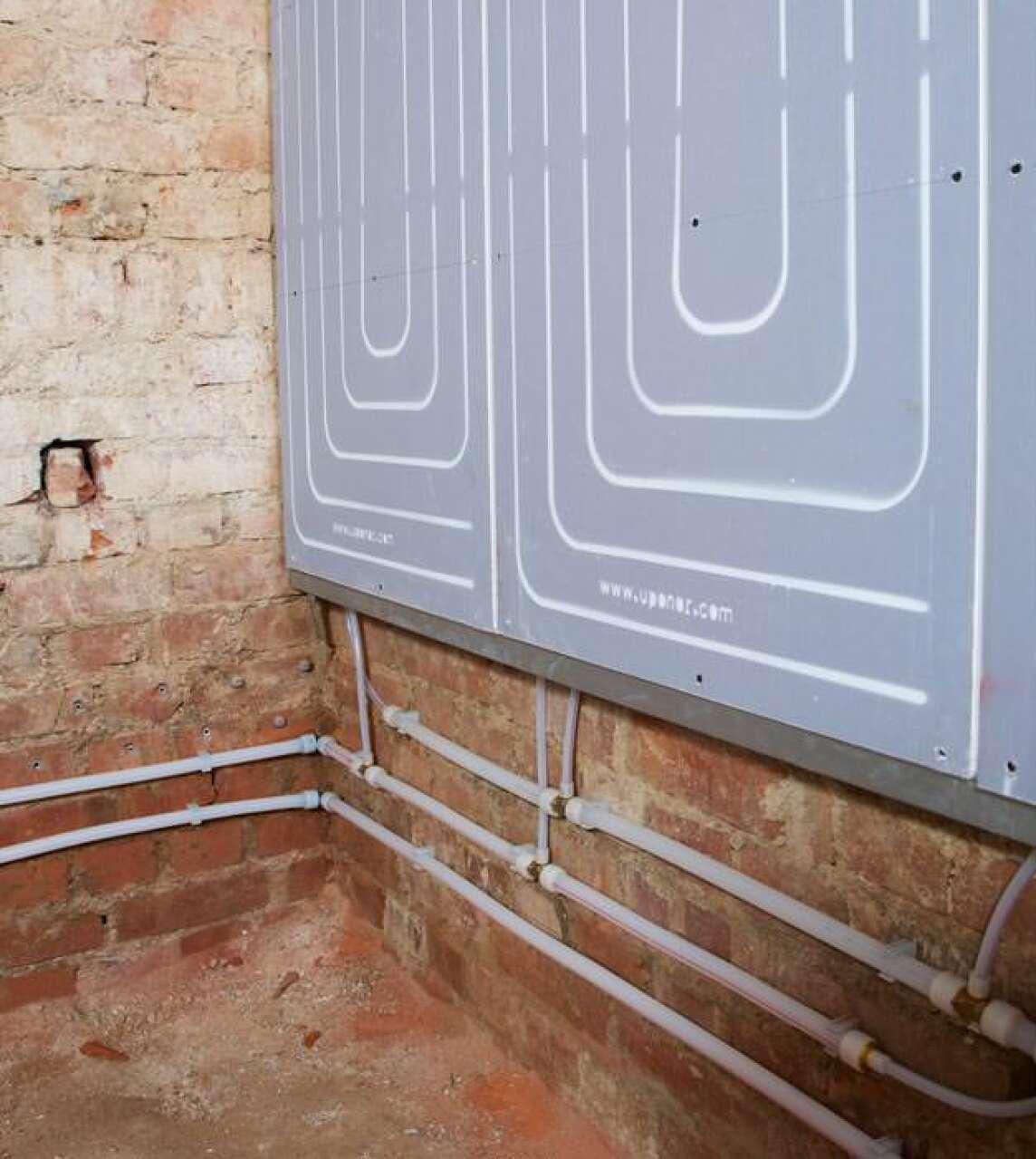Uponor Renovis: Flächenheizung in Trockenbauweise mit bis zu 120 W ...