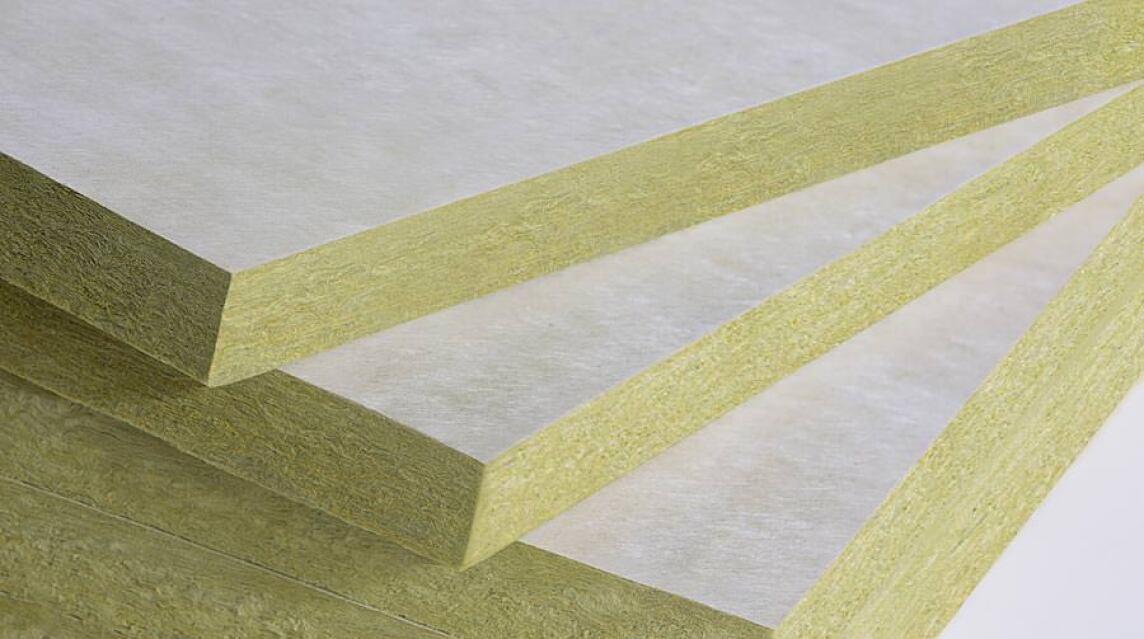 Berühmt Vlieskaschierte Kellerdecken-Dämmplatte von Rockwool mit fertiger DO98