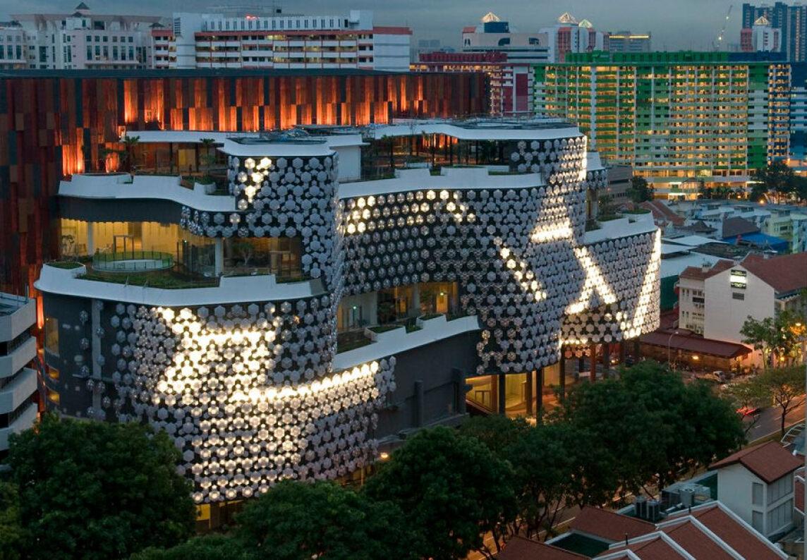 Medienfassaden die architekturbeleuchtung des 21 - Beruhmte architekten des 21 jahrhunderts ...