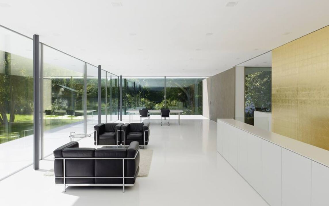 Haus D10 Ulm, Werner Sobek Stuttgart