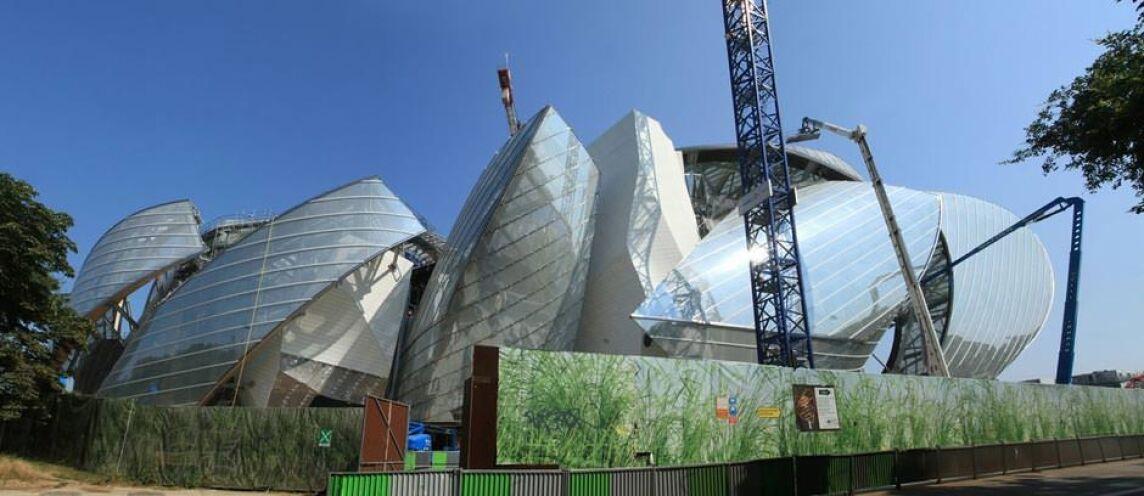 Fondation Louis Vuitton pour la Création