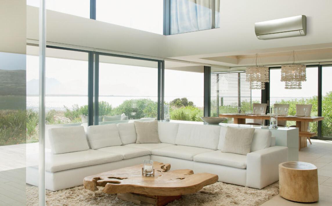 panasonic klimager te in ral wunschfarben innen wie au en. Black Bedroom Furniture Sets. Home Design Ideas