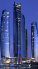 Etihad Tower 2 © DBI Design