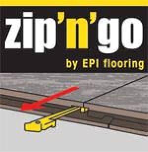 zip'n'go EPI Flooring - Logo