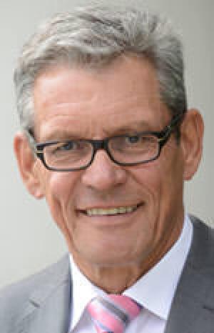 Dr. Wolfgang Setzler, Geschäftsführer des Fachverbands WDVS