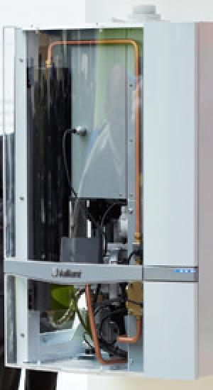 Brennstoffzellen-Heizgeräte-Generation