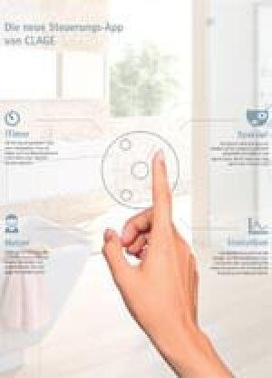 "Clage ""Smart Home""-Konzept"