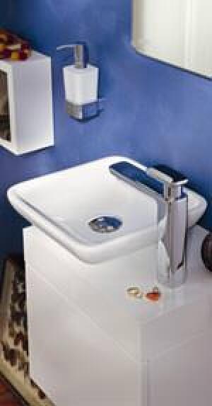 Esprit home bath concept für Lifestyle fürs Gästebad auf kleinster ...
