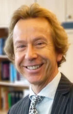 Somfy-Geschäftsführer Frank Fissel