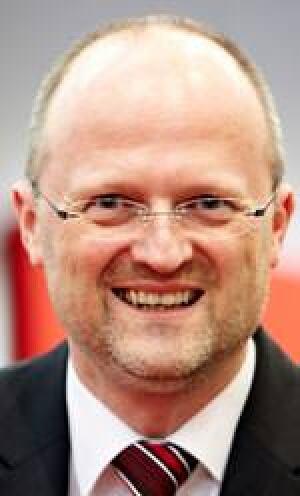 Udo Pauly, Marketingleiter der Division Fenster- und Türtechnologie