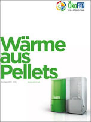 "ÖkoFEN-Hauptbroschüre ""Wärme aus Pellets"""