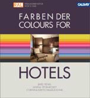 """Gestaltungshandbuch """"Farben der Hotels"""""""