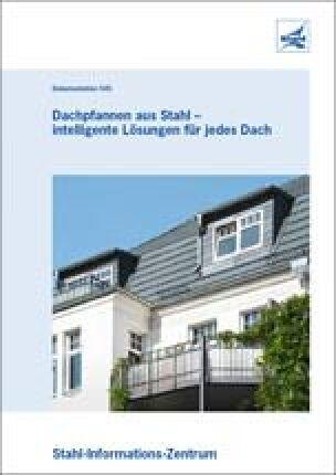 """Dokumentation """"Dachpfannen aus Stahl"""